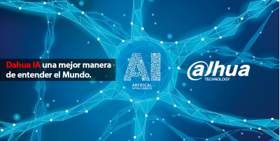 Inteligencia Artificial IP Dahua®