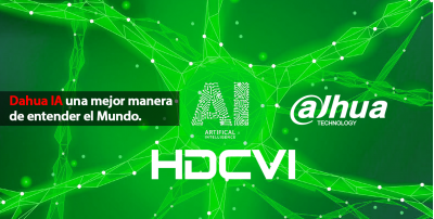 Inteligencia Artificial HDCVI Dahua®
