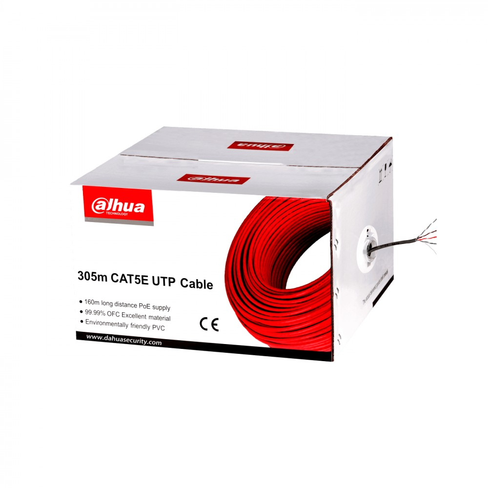 Cable UTP CAT5E Dahua® PFM9231-5EUN-C