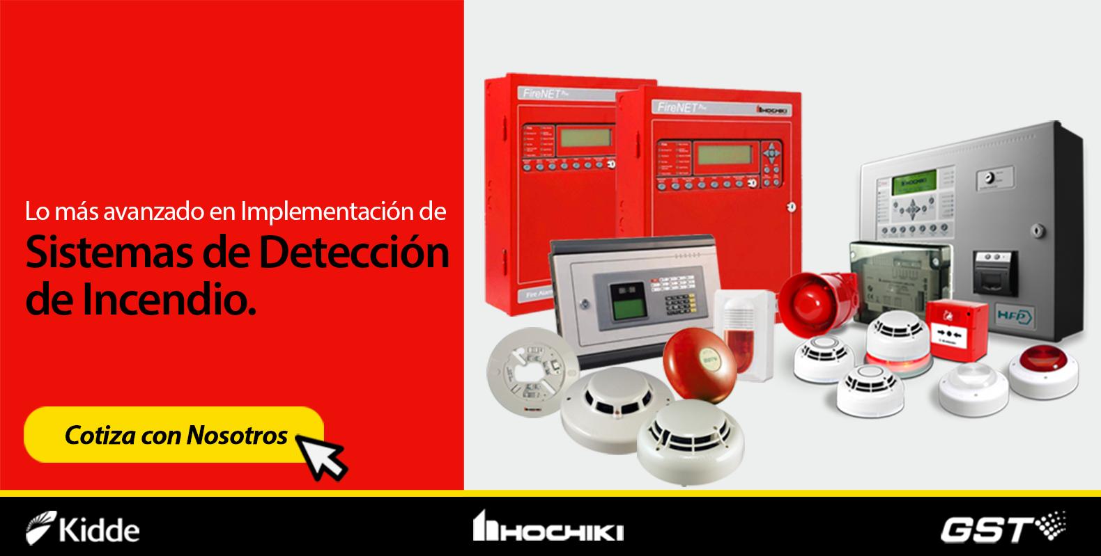 Proyectos de Detección de Incendio