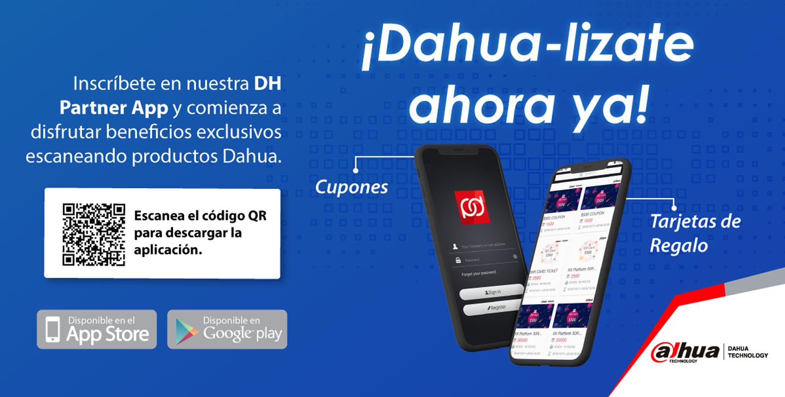 Nueva APP Dahua