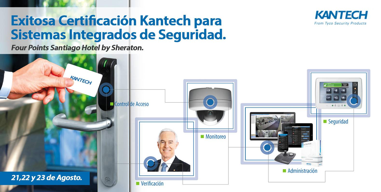 Exitosa Certificación en Sistema Integrado de Seguridad
