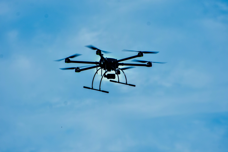 DAHUA EXHIBIÓ DRON EN SANTIAGO